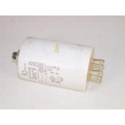 FAR 22µF n°10 condensateur lave linge