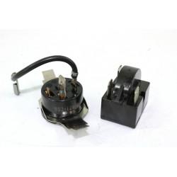 SAMSUNG RL33SBSW n°16 relais + coupe circuit de démarrage pour réfrigérateur