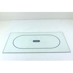 WHIRLPOOL n°17 étagère en verre 49.7X26cm pour réfrigérateur