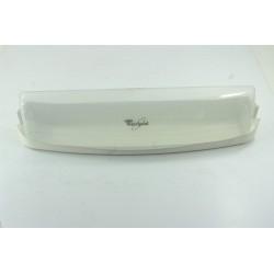 481941879724 WHIRLPOOL n°7 balconnet a oeuf et beurre pour réfrigérateur