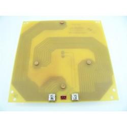n°4 foyer induction 14,5cmX14,5cm avec sonde