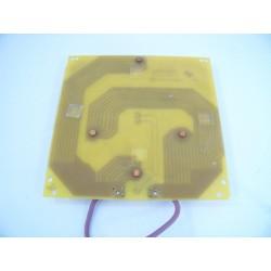 n°5 foyer induction 14,5cmX14,5cm sans sonde