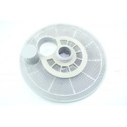 50224340005 ZANUSSI ZW414 n°90 filtre cuve pour lave vaisselle