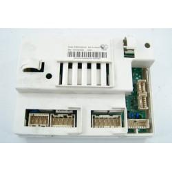 INDESIT IDW6105FR n°217 module de puissance HS de lave linge