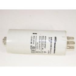 NEW POOL 25µF n°15 condensateur lave linge