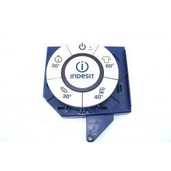 C00194514 INDESIT SIXL145SFR n°45 Programmateur de lave linge