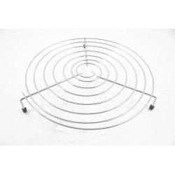 LG N°17 Support plateau avec trépieds pour four micro-ondes vapeur Diamètre 16.5 cm