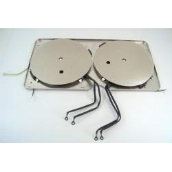 00749258 SIEMENS EH651FT17E/01 n°92 Foyer 46X24.5cm pour plaque induction
