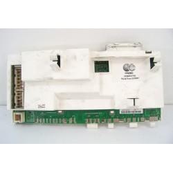WITL100FR INDESIT n°226 Module de commande HS pour lave linge