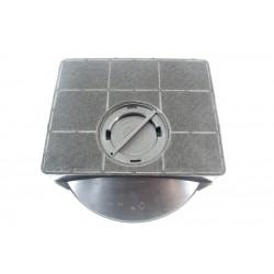N°9 Filtre à charbon 21.5X21cm pour hotte
