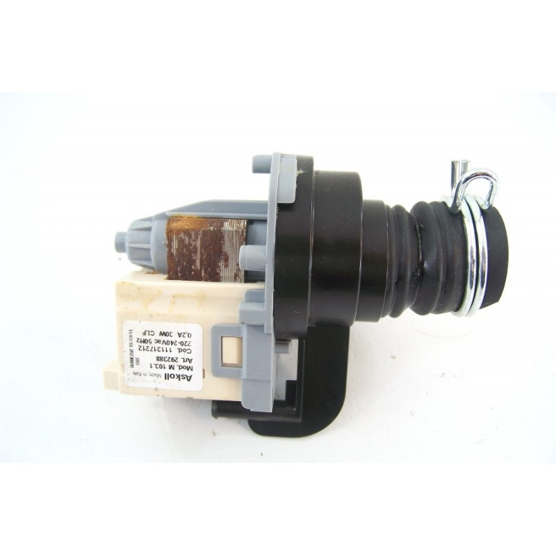 electrolux reallife xxl n°91 pompe de vidange pour lave vaisselle