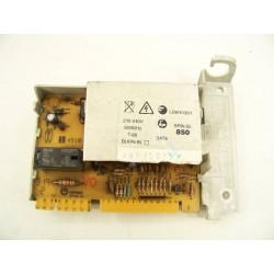 VEDETTE VLF508 n°33 module de puissance pour lave linge
