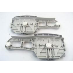 32X2984 FAGOR BRANDT n°51 Support roulette panier supérieur pour lave vaisselle