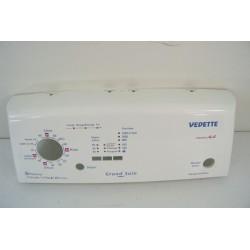 52X1683 VEDETTE VLT4120-FD/D N°241 Bandeau pour lave linge