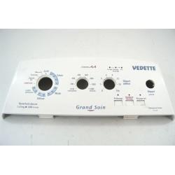 52X2551 VEDETTE VLT4125-FE/E N°246 Bandeau pour lave linge