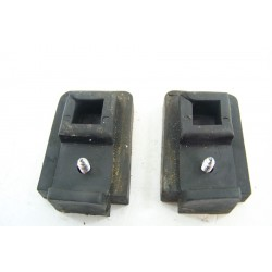 C00254045 INDESIT WIXL12FR N°23 Pieds arrière pour lave linge