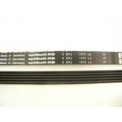 5EPJ 1275 OPTIBELT courroie pour lave linge