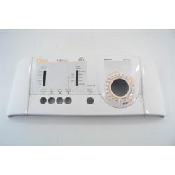 52X6060 BRANDT VLT4085C-F/01 N°258 Bandeau pour lave linge