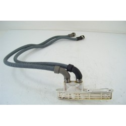 C00080769 INDESIT ARISTON N°252 durite et distributeur de boite à produit de lave linge