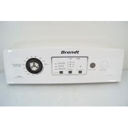 57X3392 BRANDT ETE6116F N°57 bandeau pour sèche linge