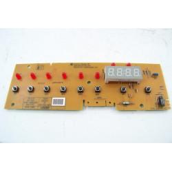 32X0211 SAUTER SVI36BF1/B n°130 carte de commande pour lave vaisselle
