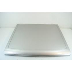 C00145165 INDESIT SIXL145SFR n°4 couvercle dessus de lave linge