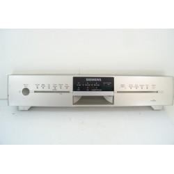 00706119 SIEMENS SN26M884FF N°65 Bandeau pour lave vaisselle
