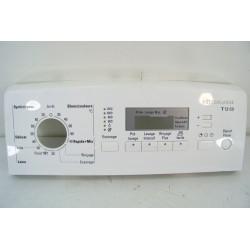 00660397 SIEMENS WP13T590FF N°300 Bandeau pour lave linge