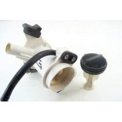 49187 SAMSUNG WF8604NHW n°254 Pompe de vidange pour lave linge