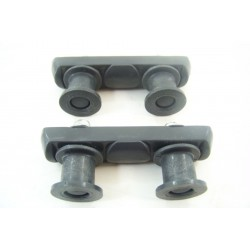 HAIER DW9-TFE3ME-F n°30 Roulettes panier supérieur pour lave vaisselle