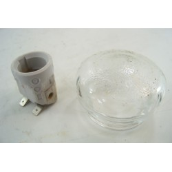 1250245010004 ELECTROLUX EOB314 N°17 Lampe douille pour four