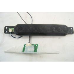 LG 47LN5400 n°45 clavier et récepteur infra-rouge Pour téléviseur