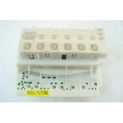 00498702 SIEMENS SF25T252EU/01 n°111 module de commande pour lave vaisselle