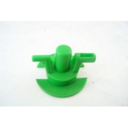 80052323 CANDY HNT514 n°259 Support manette pour lave linge