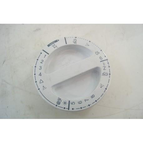 91602878 CANDY ICW101 N° 68 Bouton de programmateur pour lave linge
