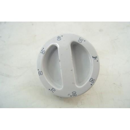 91671201 CANDY ICW101 N°67 Bouton de température pour lave linge