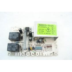 91200604 CANDY ICW101 n°95 module de puissance pour lave linge