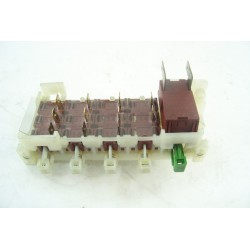 91201419 CANDY ICW101 n°72 clavier pour lave linge
