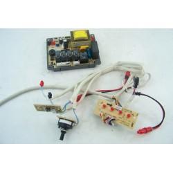 49018346 CANDY CED152/1 n°43 Module de puissance pour lave vaisselle