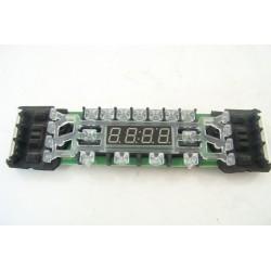 SMEG LSA6445G n°88 programmateur pour lave vaisselle