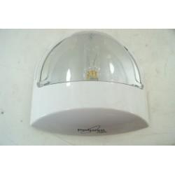 481231028188 WHIRLPOOL n°2 Carter de lampe pour réfrigérateur