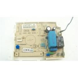 C00115145 INDESIT ARISTON n°32 module de commande pour lave vaisselle