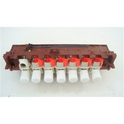 1115396010 ARTHUR MARTIN ASF1689W N° 151 Clavier à touches pour lave vaisselle