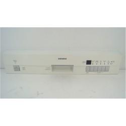 00440493 SIEMENS SE25M257FF N°76 Bandeau pour lave vaisselle