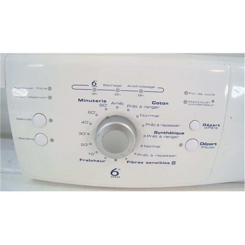 480112100194 whirlpool awz9478 n 176 67 bandeau pour s 232 che linge