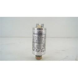 C00301275 INDESIT ARISTON n°108 antiparasite 0.1µF sèche linge