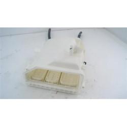 SAMSUNG WF70F5E0W4W/EF N°260 support de Boîte à produit pour lave linge