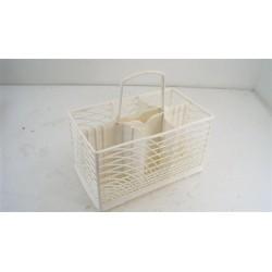 691410590 SMEG LVF651B n°107 Panier à couverts pour lave vaisselle