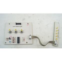 651014104 CALEX CMLF135EV n°192 platine de commande de lave linge