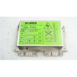 ARISTON CD12TX n°50 module de puissance pour lave linge